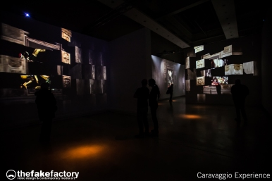 CARAVAGGIO EXPERIENCE THE FAKE FACTORY 3_00016
