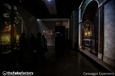 CARAVAGGIO EXPERIENCE THE FAKE FACTORY 3_00038