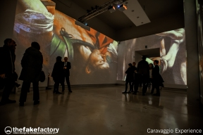 CARAVAGGIO EXPERIENCE THE FAKE FACTORY 3_00040