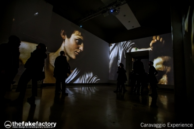 CARAVAGGIO EXPERIENCE THE FAKE FACTORY 3_00041
