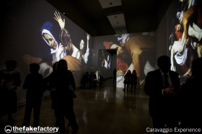 CARAVAGGIO EXPERIENCE THE FAKE FACTORY 3_00045