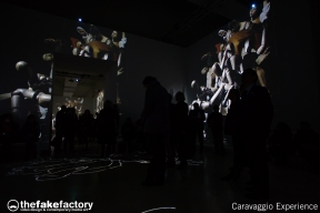 CARAVAGGIO EXPERIENCE THE FAKE FACTORY 3_00051