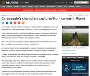 caravaggio experience 101