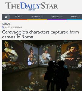 caravaggio experience 165