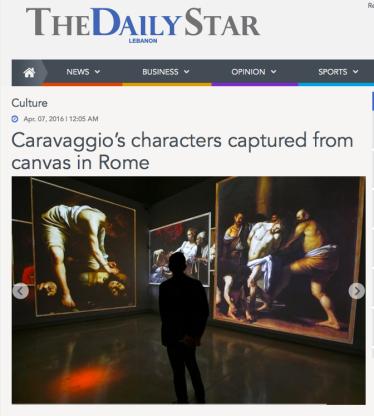 caravaggio experience 184