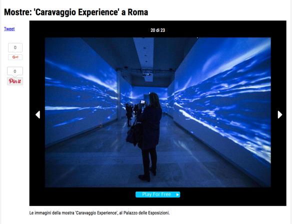 caravaggio experience 194
