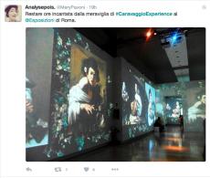 caravaggio experience 197