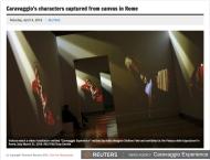 CARAVAGGIO EXPERIENCE REUTERS_00011