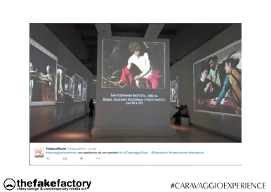 CARAVAGGIO EXPERIENCE THE FAKE FACTORY 2_00028