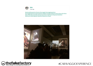 CARAVAGGIO EXPERIENCE THE FAKE FACTORY 2_00050