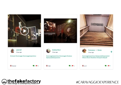CARAVAGGIO EXPERIENCE THE FAKE FACTORY 2_00053