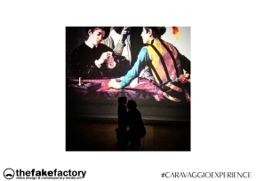 CARAVAGGIO EXPERIENCE THE FAKE FACTORY 2_00077