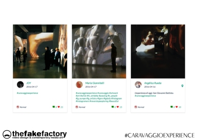 CARAVAGGIO EXPERIENCE THE FAKE FACTORY 2_00093