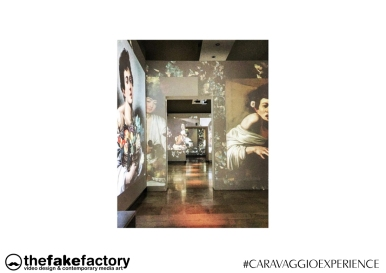 CARAVAGGIO EXPERIENCE THE FAKE FACTORY 2_00129