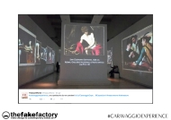 CARAVAGGIO EXPERIENCE THE FAKE FACTORY 2_00209