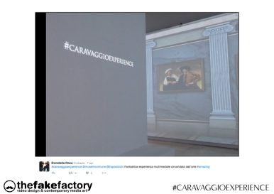 CARAVAGGIO EXPERIENCE THE FAKE FACTORY 2_00212