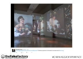 CARAVAGGIO EXPERIENCE THE FAKE FACTORY 2_00213