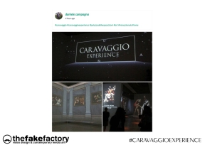 CARAVAGGIO EXPERIENCE THE FAKE FACTORY 2_00242
