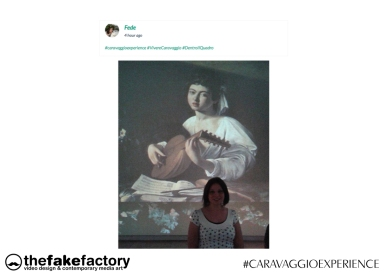 CARAVAGGIO EXPERIENCE THE FAKE FACTORY 2_00243
