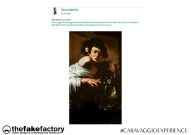 CARAVAGGIO EXPERIENCE THE FAKE FACTORY 2_00273