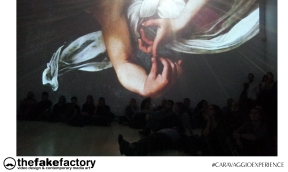 CARAVAGGIO EXPERIENCE THE FAKE FACTORY 2_00001