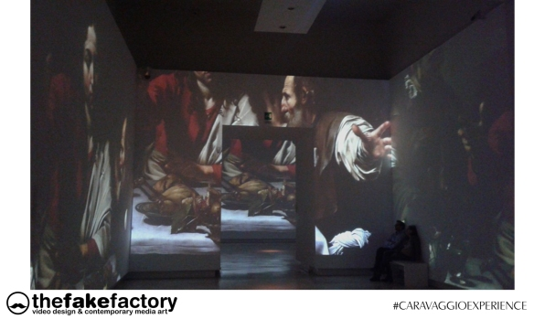 CARAVAGGIO EXPERIENCE THE FAKE FACTORY 2_00020