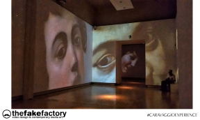CARAVAGGIO EXPERIENCE THE FAKE FACTORY 2_00021