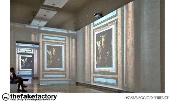 CARAVAGGIO EXPERIENCE THE FAKE FACTORY 2_00023