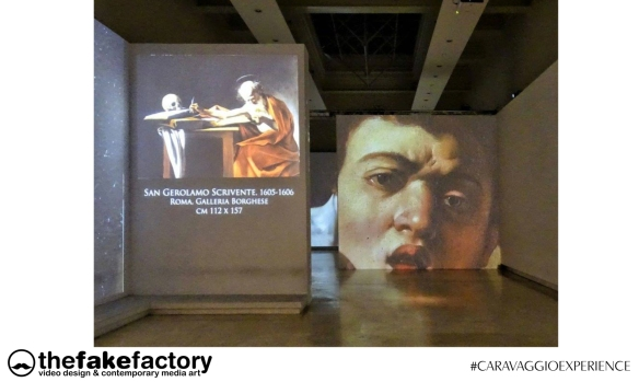 CARAVAGGIO EXPERIENCE THE FAKE FACTORY 2_00034