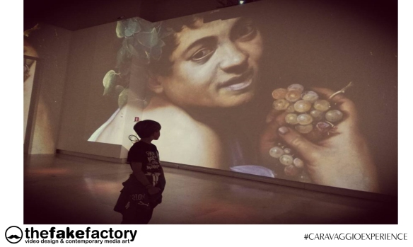 CARAVAGGIO EXPERIENCE THE FAKE FACTORY 2_00042