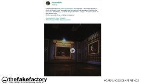 CARAVAGGIO EXPERIENCE THE FAKE FACTORY 2_00049