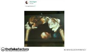 CARAVAGGIO EXPERIENCE THE FAKE FACTORY 2_00058