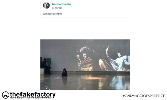 CARAVAGGIO EXPERIENCE THE FAKE FACTORY 2_00074