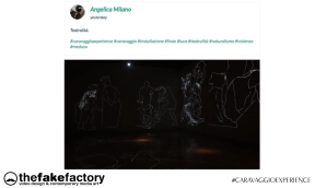 CARAVAGGIO EXPERIENCE THE FAKE FACTORY 2_00105