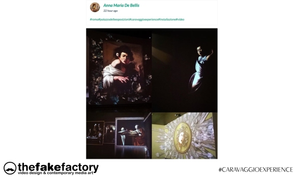 CARAVAGGIO EXPERIENCE THE FAKE FACTORY 2_00106