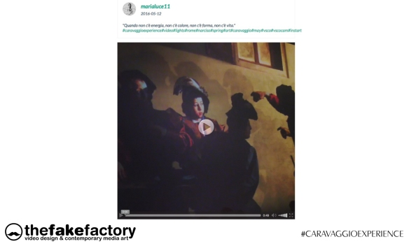 CARAVAGGIO EXPERIENCE THE FAKE FACTORY 2_00109