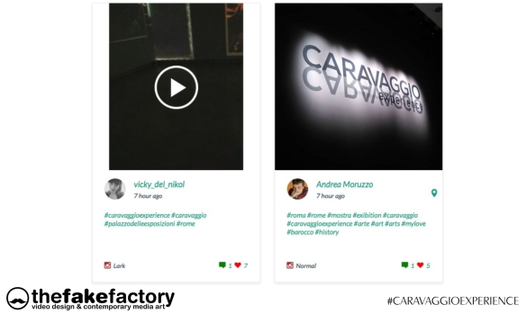 CARAVAGGIO EXPERIENCE THE FAKE FACTORY 2_00112