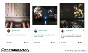 CARAVAGGIO EXPERIENCE THE FAKE FACTORY 2_00118