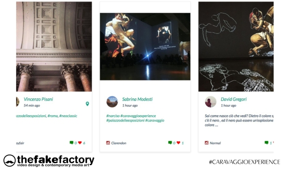 CARAVAGGIO EXPERIENCE THE FAKE FACTORY 2_00121