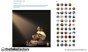 CARAVAGGIO EXPERIENCE THE FAKE FACTORY 2_00122