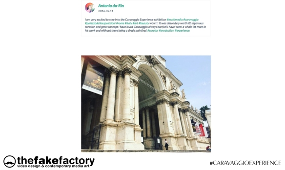 CARAVAGGIO EXPERIENCE THE FAKE FACTORY 2_00137