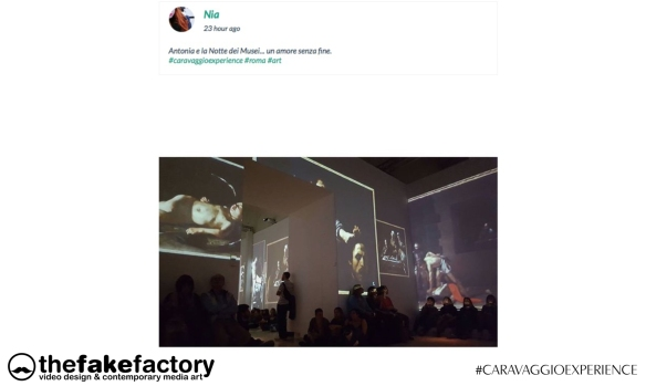 CARAVAGGIO EXPERIENCE THE FAKE FACTORY 2_00186