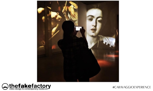 CARAVAGGIO EXPERIENCE THE FAKE FACTORY 2_00200