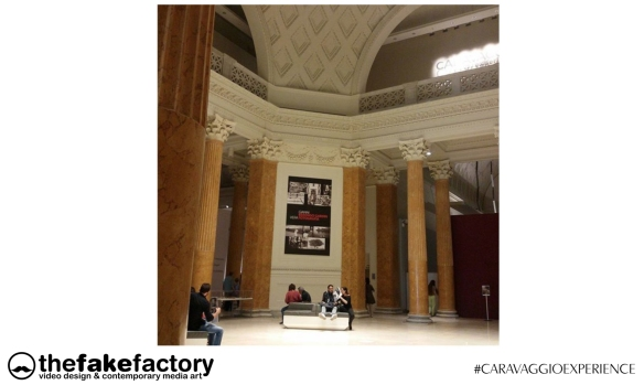 CARAVAGGIO EXPERIENCE THE FAKE FACTORY 2_00211