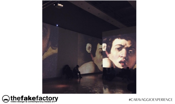 CARAVAGGIO EXPERIENCE THE FAKE FACTORY 2_00219