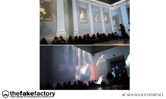 CARAVAGGIO EXPERIENCE THE FAKE FACTORY 2_00231