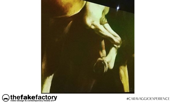 CARAVAGGIO EXPERIENCE THE FAKE FACTORY 2_00234
