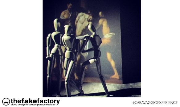 CARAVAGGIO EXPERIENCE THE FAKE FACTORY 2_00238