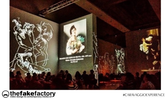 CARAVAGGIO EXPERIENCE THE FAKE FACTORY 2_00240