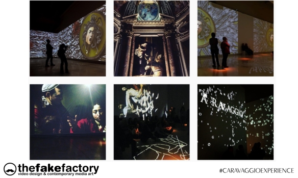 CARAVAGGIO EXPERIENCE THE FAKE FACTORY 2_00244